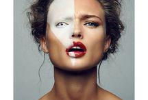 cool makeup / by Yeidalis Estrada Cox