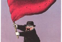 Kosobukin Tribute Gallery / The 15th of January 2013 the great cartoonist Yuri Kosobukin passed away at the age of 63.