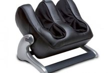 Targeted Relief for Your Feet! / Take a look at Human Touch's soothing, relaxing, invigorating foot & calf massagers!  http://www.humantouch.com/ht2720-open-box.html / by Human Touch