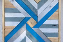 Woodworking -> Wall Art