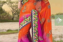 Latest Saree in Fashion