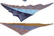 Шали, шарфы, накидки, палантины