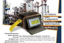 ReboSystems / ReboSystems propone sistemi e materiali per l'etichettatura, marcatura, pipe marking e Reline... professionali di lunga durata ed alta resistenza per svariate applicazioni industriali.