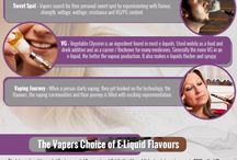 Ecig reviews / The best and not so good in the ecig world today