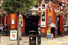 London Calling / London hotspots / by Amber Schwartzkopf Risk