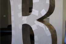 Top 3 3D letter