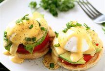 Breakfast / by Charlotte Harvey-Barclay