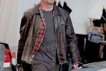 Surrogates Bruce Willis Jacket