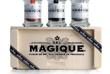 Gift Sets from Sel Magique / Give the gift of taste from Sel Magique Gourmet Salt Blends with our exceptional gifts. Our gift sets make wonderful holiday, birthday and corporate gifts.