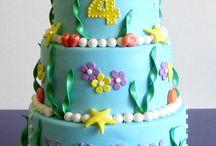 Skyler's 4th Birthday - Mermaid
