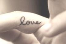 Tattoos / by Lydia Ward