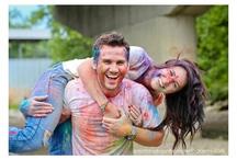 powder paint couple