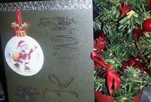 Inspiring Ideas / Handmade Christmas card