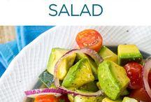 salate ușoare