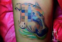 colour tattoo