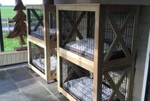 Dog crate idea