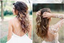 Bröllop - hår och smink / Bröllop