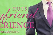 The Boyfriend Experience by J.A. Huss Reveal & Giveaway