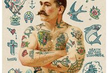 old school tatoo