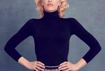 Gwen Stefani / Cool edgy vintage inspired