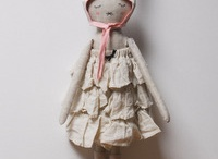 Art dolls / by Emily Rainsford Ryan