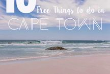 Travel South Africa / #travel #inspiration all over #SouthAfrica #citytrips #roadtrips #sightseeing and more