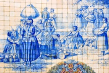 Old Tiles Portugal & Italy