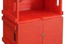 armários caixote