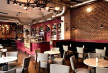 Cafe designs / by Wendy Morton