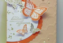 Stampin'Up / Stampin'Up cards to CASE / by Donna Nuce