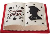 Graduation Cakes / Let them eat cake...lots of it!