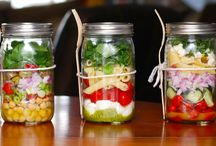 Mason jar recipes / by Heidi Maloney