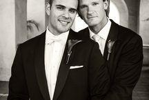 same-sex wedding photos