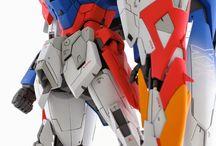 Model kit gundam