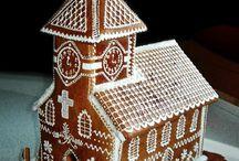 perníkový kostel