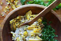 Salads / by Jennie Hawes
