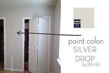 LDH paint colors / paint colors I've chosen & love.