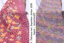 fabric batik madura East Java