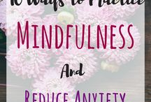 Mindfulness healthy thinking