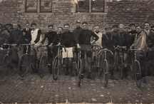 Good Old Days / bicycles & cyclists history