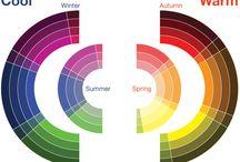 A 4 alap színtípus / Természetes színeink: a szem, a haj és a bőrünk színe alapján 4 alap színtípus egyikébe tartozunk. Az alap színtípusokat a négy évszaknak megfelelően nevezzük. TAVASZ, NYÁR, ŐSZ, TÉL