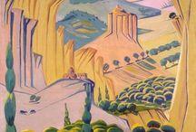 Martiros  Saryan(Armenian.1880~1972) / by Yongsig Han