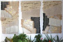 Dimensional weaving / Üç boyutlu dokuma