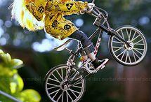 Dolls & Bicycles