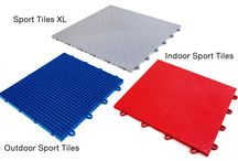 Sport Tiles / by RubberFlooringInc