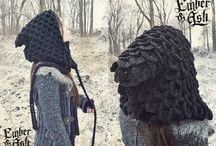 Knitted & crochet fashion 7
