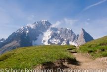Savoyer Alpen / Grajische Alpen (Frankreich, Italien, Schweiz) / by Schöne Bergtouren - Das Bergsportportal