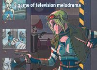"Games for Indie+ Panel / Indie+ panel of ""Positive depictions of women in RPGs"""