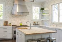 Kitchens / by Meredith Reuter