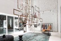 Interior design/ retail